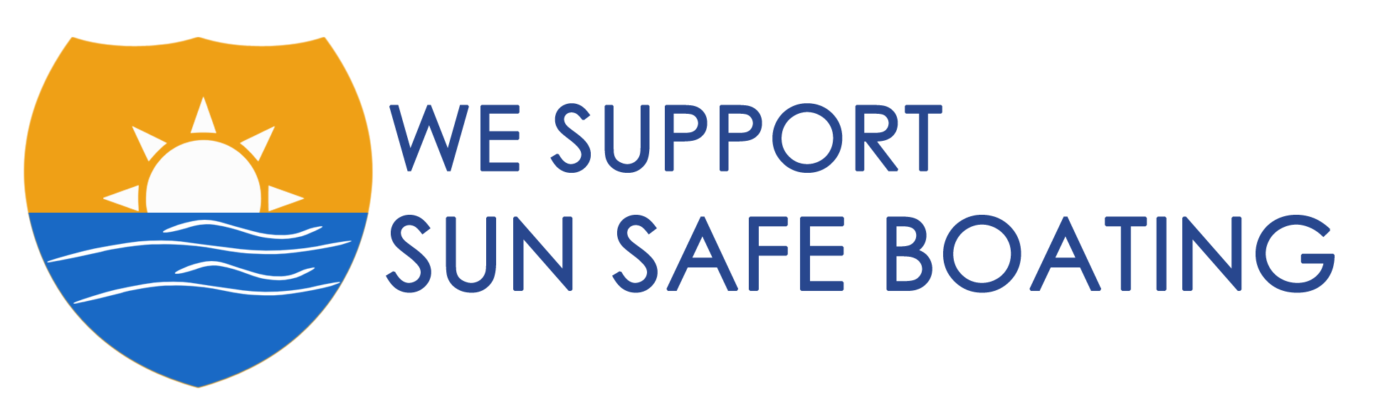 we support sun safe boating
